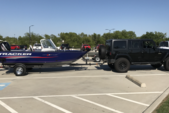 16 ft. Tracker by Tracker Marine Pro Guide V-16 WT w/60ELPT 4-S  Aluminum Fishing Boat Rental Dallas-Fort Worth Image 11