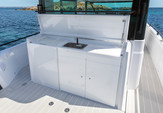 37 ft. Axopar 37 Cabin Pilothouse Boat Rental Boston Image 13