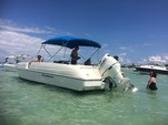 26 ft. Bayliner 2659 Rendezvous Bow Rider Boat Rental Miami Image 21