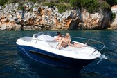 25 ft. Other cap camarat 7.5 wa  Cruiser Boat Rental Dubrovnik Image 1