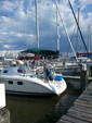 37 ft. Hunter Hunter 376 Cruiser Racer Boat Rental Washington DC Image 2