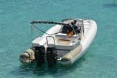 24 ft. Other Zodiac NZO 760 Rigid Inflatable Boat Rental Palma Image 1