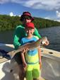 23 ft. Hanson skiff Bay boat Center Console Boat Rental Tampa Image 3