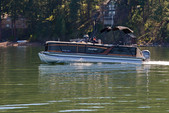 27 ft. Godfrey Marine Sanpan 2500 UL Triple Tube Pontoon Boat Rental Rest of Northwest Image 4