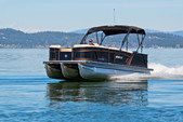 27 ft. Godfrey Marine Sanpan 2500 UL Triple Tube Pontoon Boat Rental Rest of Northwest Image 5