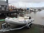 19 ft. AB Inflatables 5.70 VST Rigid Inflatable Boat Rental San Francisco Image 2