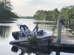 11 ft. CraigCat CraigCat E2 Elite E-Tec Pontoon Boat Rental Jacksonville Image 1