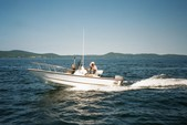 17 ft. Triumph Boats 170 CC w/F60 TLR  Center Console Boat Rental Boston Image 1