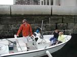 17 ft. Triumph Boats 170 CC w/F60 TLR  Center Console Boat Rental Boston Image 2