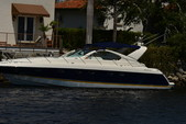 48 ft. Fairline Targa 48 Gran Turismo Cruiser Boat Rental Miami Image 15