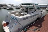 42 ft. Chris Craft 360 Express Cruiser Boat Rental Chicago Image 17