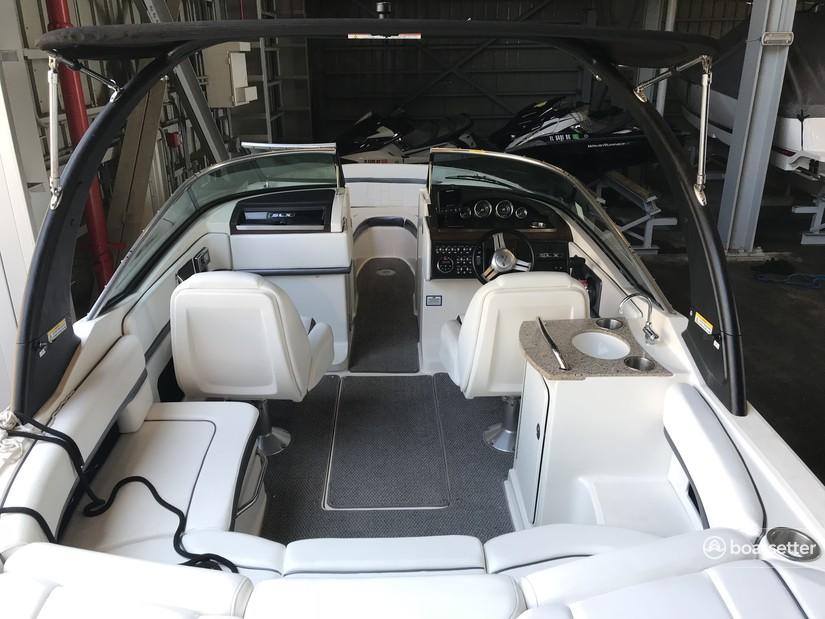 Rent a Sea Ray Boats bow rider in Sunny Isles Beach, FL near me