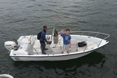 17 ft. Triumph Boats 170 CC w/F60 TLR  Center Console Boat Rental Boston Image 3