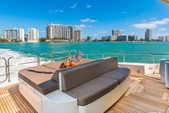 89 ft. Leopard 89 Motor Yacht Boat Rental Miami Image 9