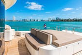89 ft. Leopard 89 Motor Yacht Boat Rental Miami Image 8