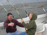 46 ft. Markley Custom 46 Performance Fishing Boat Rental Washington DC Image 6