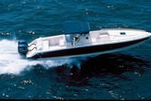 35 ft. Marlago by Jefferson Yachts FS35 Center Console Boat Rental Boston Image 2