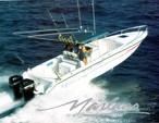 35 ft. Marlago by Jefferson Yachts FS35 Center Console Boat Rental Boston Image 3