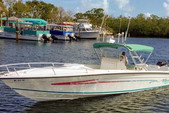 35 ft. Marlago by Jefferson Yachts FS35 Center Console Boat Rental Boston Image 7