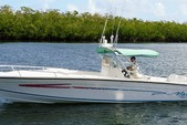 35 ft. Marlago by Jefferson Yachts FS35 Center Console Boat Rental Boston Image 11