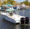 35 ft. Marlago by Jefferson Yachts FS35 Center Console Boat Rental Boston Image 12