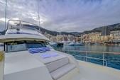 71 ft. Hatteras Yachts 70 Motor Yacht Motor Yacht Boat Rental Monaco Image 13