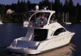 52 ft. Sea Ray Boats 52 Sedan Bridge Motor Yacht Boat Rental Los Angeles Image 3
