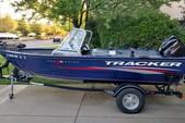 16 ft. Tracker by Tracker Marine Pro Guide V-16 WT w/60ELPT 4-S  Aluminum Fishing Boat Rental Sacramento Image 2