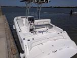 21 ft. Yamaha 210 FSH Center Console Boat Rental Daytona Beach  Image 2