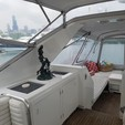 58 ft. Leopard Express Express Cruiser Boat Rental Chicago Image 14