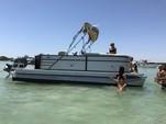 20 ft. Crest Pontoons 190 Crest II Pontoon Boat Rental Miami Image 5