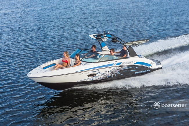 Rent a Chaparral Boats jet boat in Port Orange, FL near me
