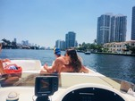 26 ft. Bayliner 2659 Rendezvous Bow Rider Boat Rental Miami Image 17