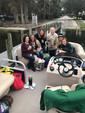 20 ft. Sun Tracker by Tracker Marine Party Barge 18 DLX w/60ELPT 4-S Pontoon Boat Rental Orlando-Lakeland Image 6