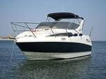 28 ft. ATLANTIS GOBBI 25 CABIN YACHT Cruiser Boat Rental Capri Image 1