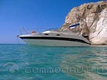 28 ft. ATLANTIS GOBBI 25 CABIN YACHT Cruiser Boat Rental Capri Image 2
