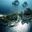 28 ft. ATLANTIS GOBBI 25 CABIN YACHT Cruiser Boat Rental Capri Image 9