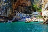 28 ft. ATLANTIS GOBBI 25 CABIN YACHT Cruiser Boat Rental Capri Image 12