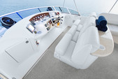 48 ft. Silverton Marine 48 Motor Yacht Cruiser Boat Rental Miami Image 14