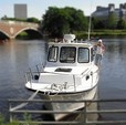 26 ft. 27' Eastern Cruiser Boat Rental Boston Image 2