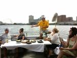 50 ft. 50' Fun Boat Motor Yacht Boat Rental Boston Image 10