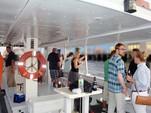 50 ft. 50' Fun Boat Motor Yacht Boat Rental Boston Image 15
