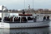 50 ft. 50' Fun Boat Motor Yacht Boat Rental Boston Image 5