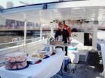 50 ft. 50' Fun Boat Motor Yacht Boat Rental Boston Image 4