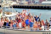 50 ft. 50' Fun Boat Motor Yacht Boat Rental Boston Image 3
