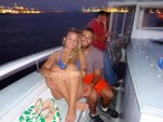 50 ft. 50' Fun Boat Motor Yacht Boat Rental Boston Image 1