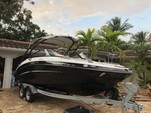 24 ft. Yamaha 242 Limited S  Jet Boat Boat Rental Miami Image 1