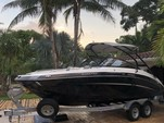 24 ft. Yamaha 242 Limited S  Jet Boat Boat Rental Miami Image 2