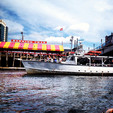 50 ft. 50' Fun Boat Motor Yacht Boat Rental Boston Image 20