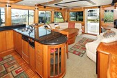 64 ft. Delta Motor Yacht Motor Yacht Boat Rental Seattle-Puget Sound Image 2